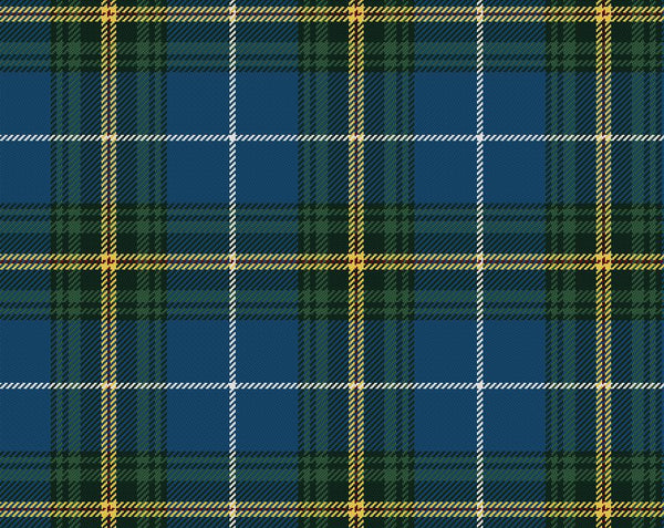 Nova Scotia Tartan 11oz Cloth | Scottish Shop