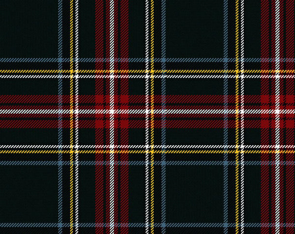 Princess Mary Modern Tartan 11oz Cloth | Scottish Shop