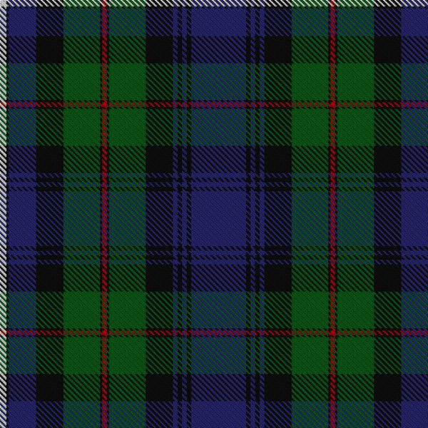 Robertson Hunting Modern Tartan 11oz Cloth | Scottish Shop