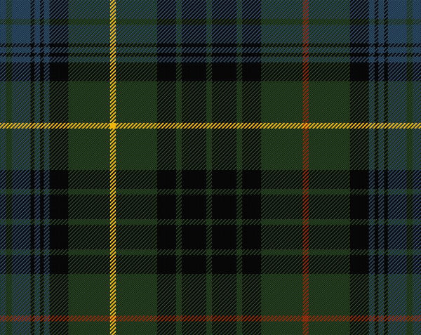 Stewart Hunting Ancient Tartan 11oz Cloth | Scottish Shop