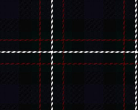 Ferguson Modern Lambswool Scarf | Scottish Shop