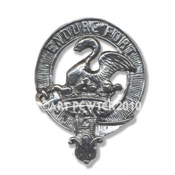 Lindsay Clan Crest Lapel/Tie Pin | Scottish Shop
