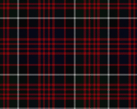MacDonald of Clan Ranald Modern Lambswool Scarf | Scottish Shop