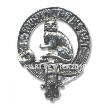MacGillivray Clan Crest Tie Bar/Clip | Scottish Shop