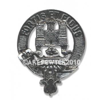 MacLachlan Clan Crest Tie Bar/Clip | Scottish Shop