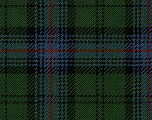 Armstrong Tartan Wool Neck Tie | Scottish Shop