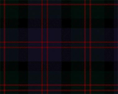 Blair Tartan Wool Neck Tie | Scottish Shop