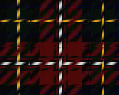 Boyd Tartan Wool Neck Tie | Scottish Shop