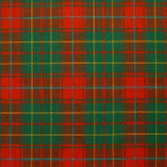 Burnett Tartan Wool Neck Tie | Scottish Shop