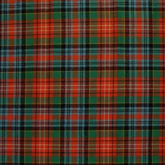 Caledonia Tartan Wool Neck Tie | Scottish Shop