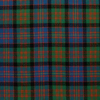 Cameron of Erracht Ancient Tartan Wool Neck Tie | Scottish Shop