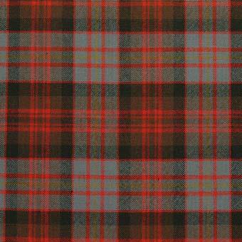Cameron of Erracht Weathered Tartan Wool Neck Tie | Scottish Shop