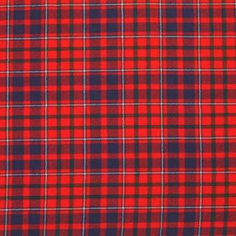 Cameron of Locheil Modern Tartan Wool Neck Tie | Scottish Shop