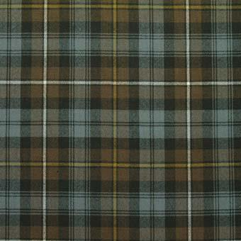 Campbell of Argyll Weathered Tartan Wool Neck Tie | Scottish Shop