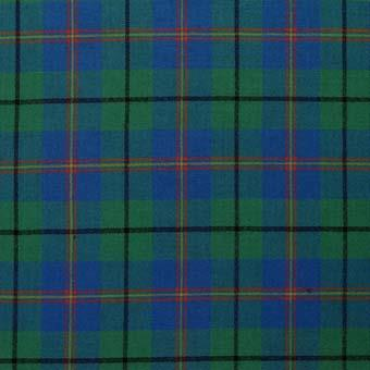 Carmichael Ancient Tartan Wool Neck Tie | Scottish Shop