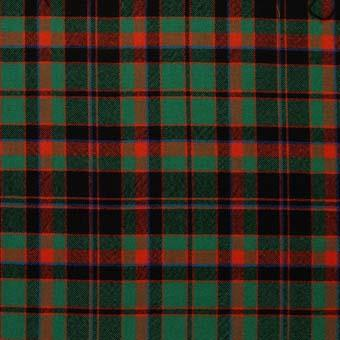 Cumming Hunting Ancient Tartan Wool Neck Tie | Scottish Shop