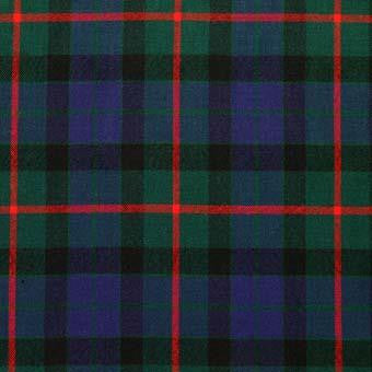 Gunn Tartan Wool Neck Tie | Scottish Shop