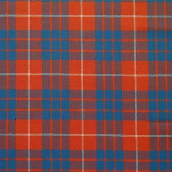 Hamilton Ancient Tartan Wool Neck Tie | Scottish Shop