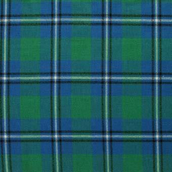 Irvine Tartan Wool Neck Tie | Scottish Shop