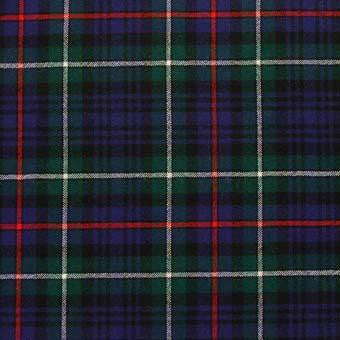 MacKenzie Tartan Wool Neck Tie | Scottish Shop