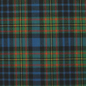 MacLellan Tartan Wool Neck Tie | Scottish Shop