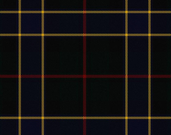 Ogilvie Tartan Wool Neck Tie | Scottish Shop