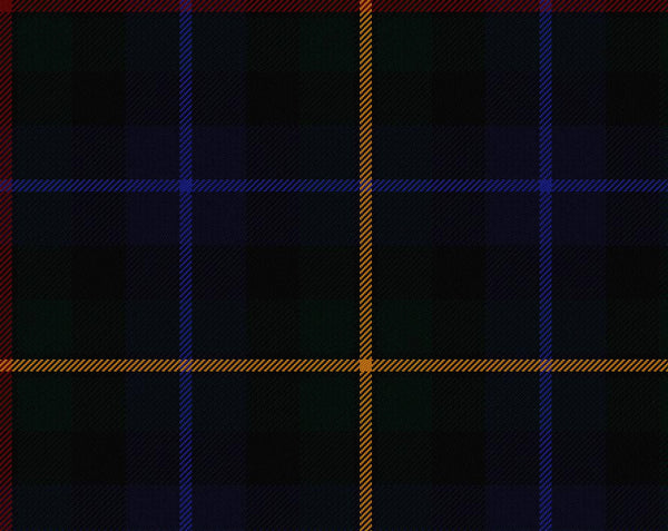 Smith Tartan Wool Neck Tie | Scottish Shop