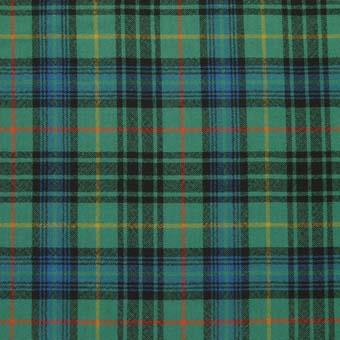 Stewart Hunting Ancient Tartan Wool Neck Tie | Scottish Shop
