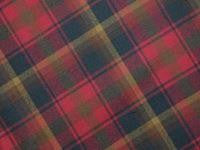 Maple Leaf Tartan Wool Neck Tie | Scottish Shop