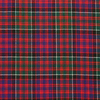 MacDonald Tartan Wool Bow Tie | Scottish Shop