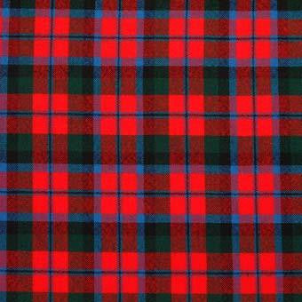 MacNaughton Tartan Wool Bow Tie | Scottish Shop