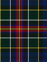 Allison Modern Tartan Self-Tie Bow Tie | Scottish Shop