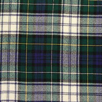 Campbell Dress Modern Tartan Self-Tie Bow Tie | Scottish Shop