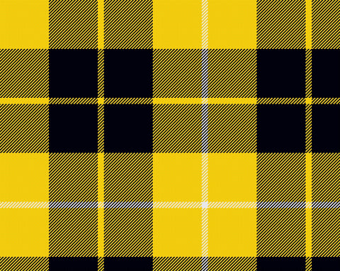 Barclay Tartan Wool Child's Neck Tie | Scottish Shop