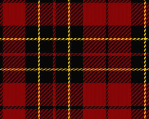 Brodie Tartan Wool Child's Neck Tie | Scottish Shop
