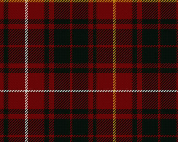 Bruce Tartan Wool Child's Neck Tie | Scottish Shop