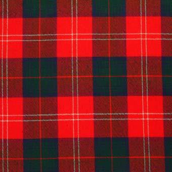 Chisholm Tartan Wool Child's Neck Tie | Scottish Shop
