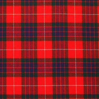 Fraser Tartan Wool Child's Neck Tie | Scottish Shop