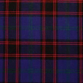 Home Tartan Wool Child's Neck Tie | Scottish Shop