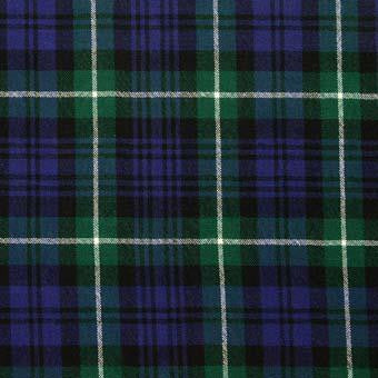 Lamont Tartan Wool Child's Neck Tie | Scottish Shop