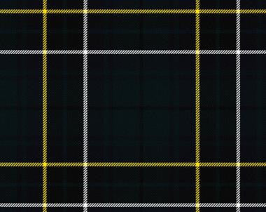 MacAlpine Tartan Wool Child's Neck Tie | Scottish Shop