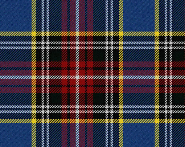 MacBeth Tartan Wool Child's Neck Tie | Scottish Shop