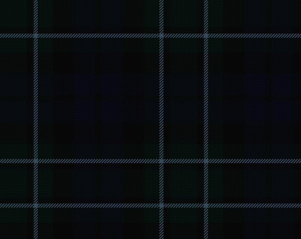 MacCallum Tartan Wool Child's Neck Tie | Scottish Shop