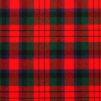 MacDuff Tartan Wool Child's Neck Tie | Scottish Shop