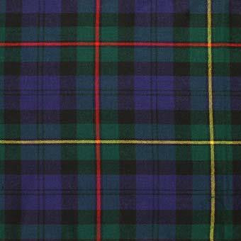 MacEwan Tartan Wool Child's Neck Tie | Scottish Shop
