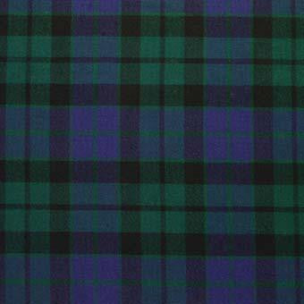 MacKay Tartan Wool Child's Neck Tie | Scottish Shop