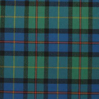 MacLeod Tartan Wool Child's Neck Tie | Scottish Shop