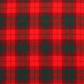 MacNab Tartan Wool Child's Neck Tie | Scottish Shop