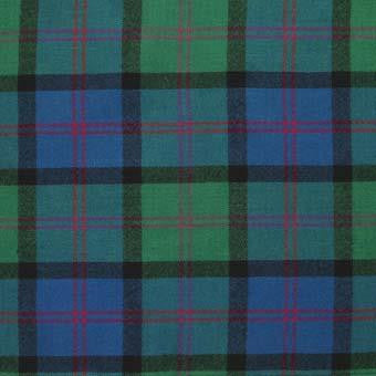 MacThomas Tartan Wool Child's Neck Tie | Scottish Shop