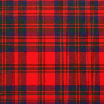 Matheson Tartan Wool Child's Neck Tie | Scottish Shop